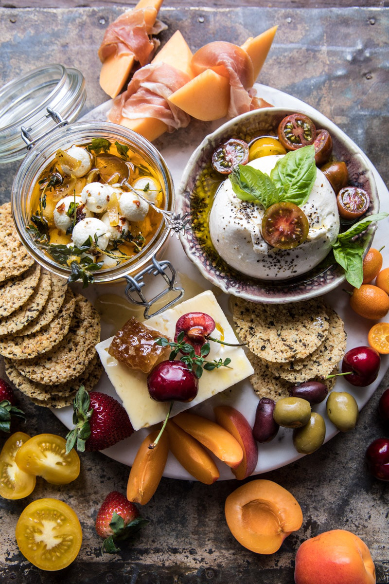 The Lighter Cheese Board   Charcuterie   Half Baked Harvest Blog