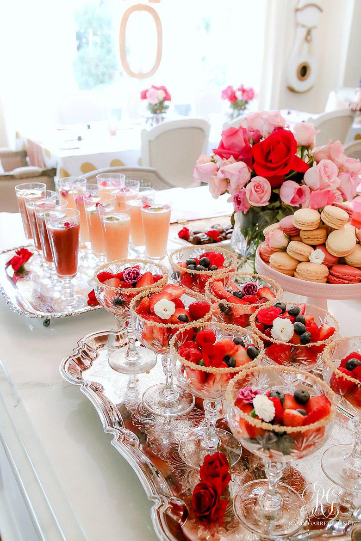 Valentine's Day Tablescape Ideas   Randy Garrett Design