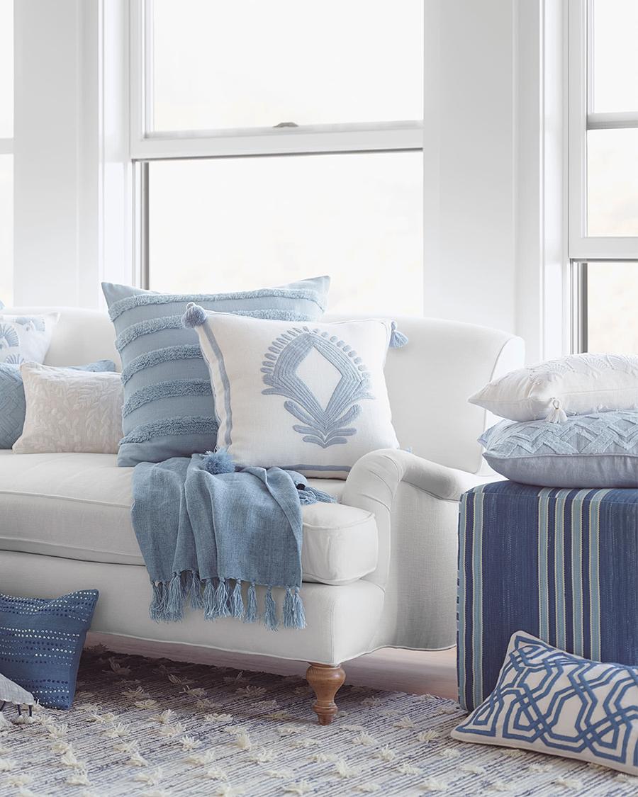 Beach Home Living Room Ideas