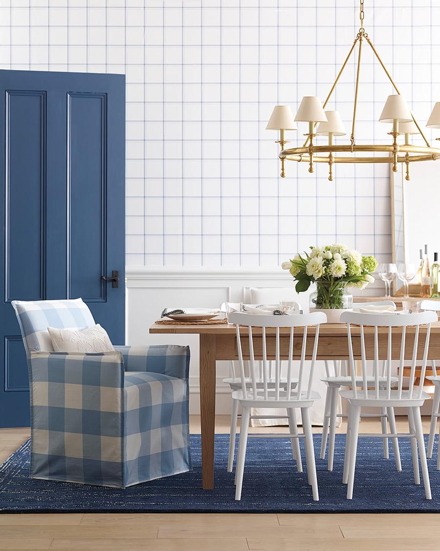 Beach Home Dining Room Ideas