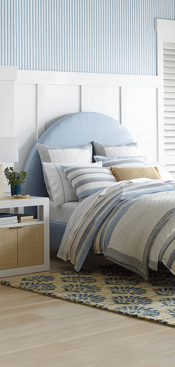 Contemporary Coastal Bedroom Ideas