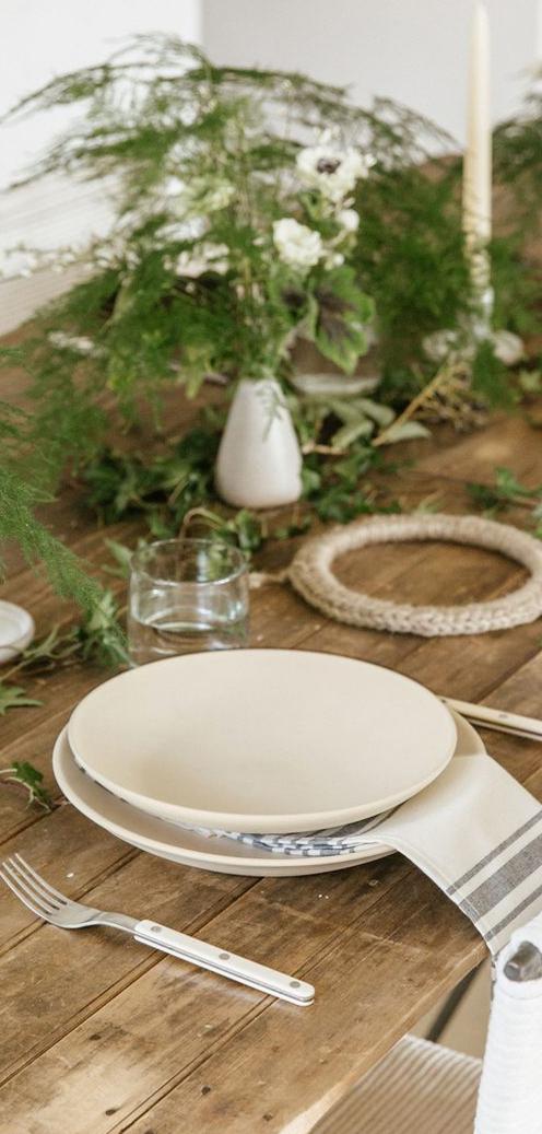 Sierra Dinner Plates