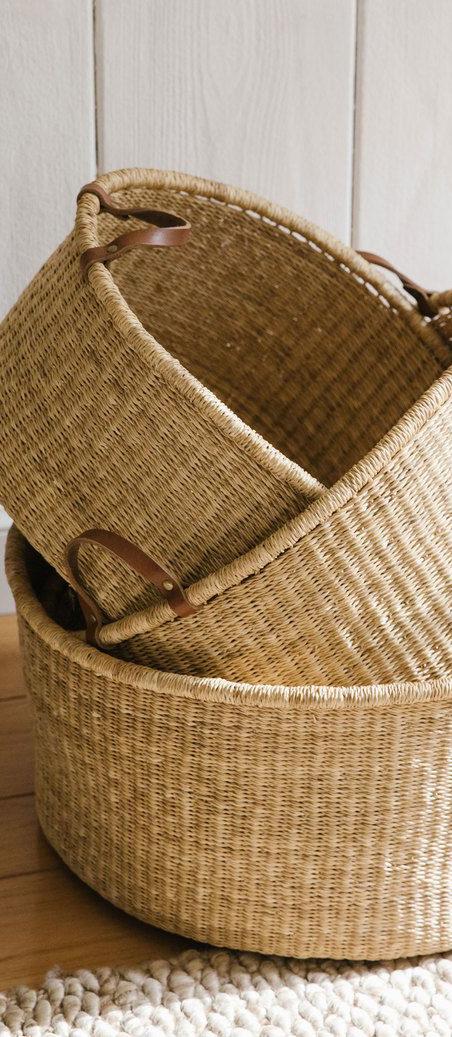 Large Nesting Baskets