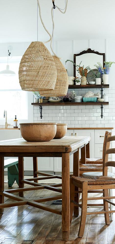 Farmhouse Kitchen Ideas | Leanne Ford Design