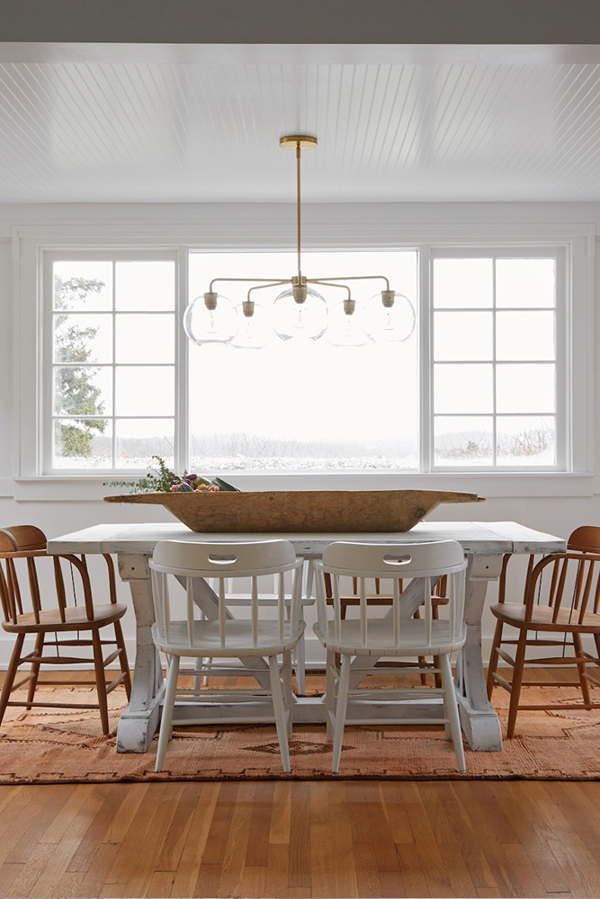 Modern Farmhouse Design   Dining Room by Leanne Ford