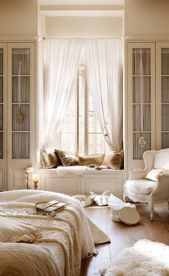 French Country Bedroom | Southshore Decorating Blog