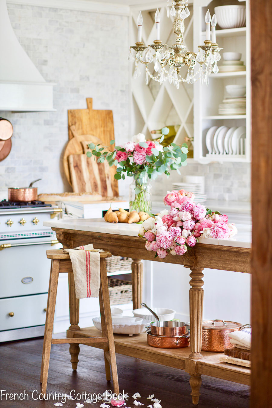 French Country Kitchen   French Country Cottage
