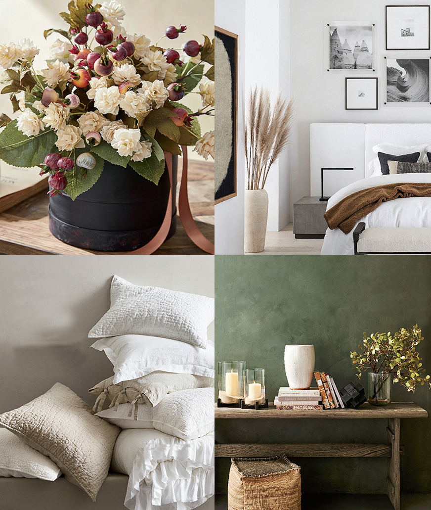 Pottery Barn Sustainable Bedding