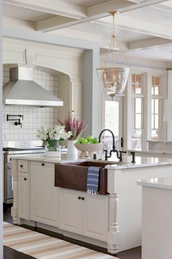 Bria Hammel | Neutral Kitchen Design