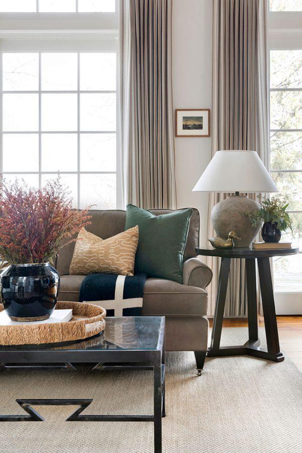 Bria Hammel   Living Room