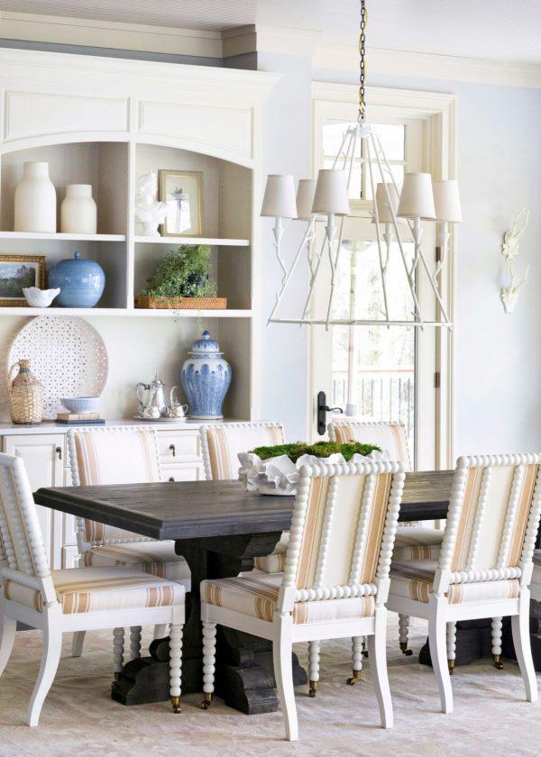 Bria Hammel | Organic Dining Room