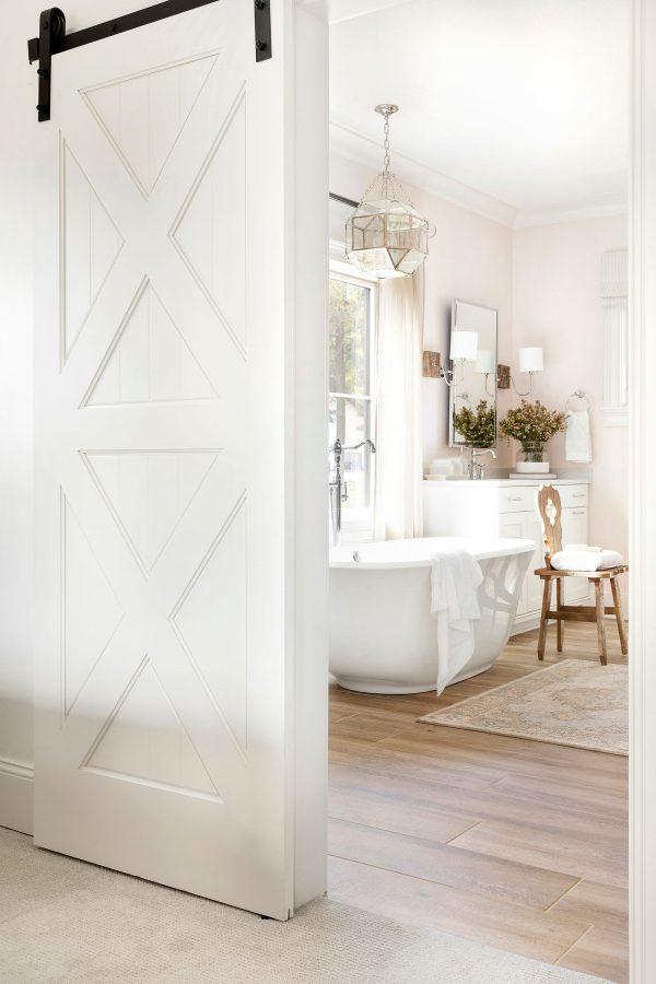 Bria Hammel Farmhouse Bathroom