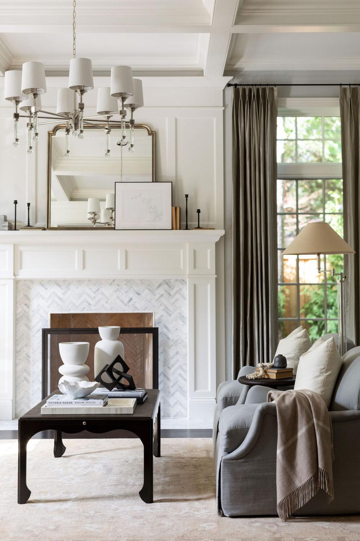 Bria Hammel Formal Living Room