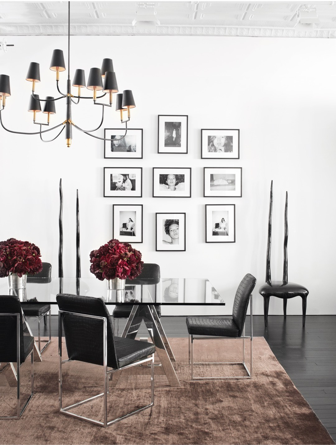 Ryan Korban Dining Room Design