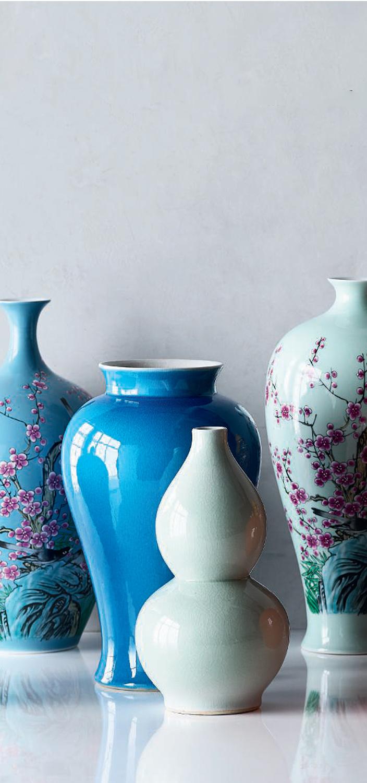 Decorative Ginger Jars