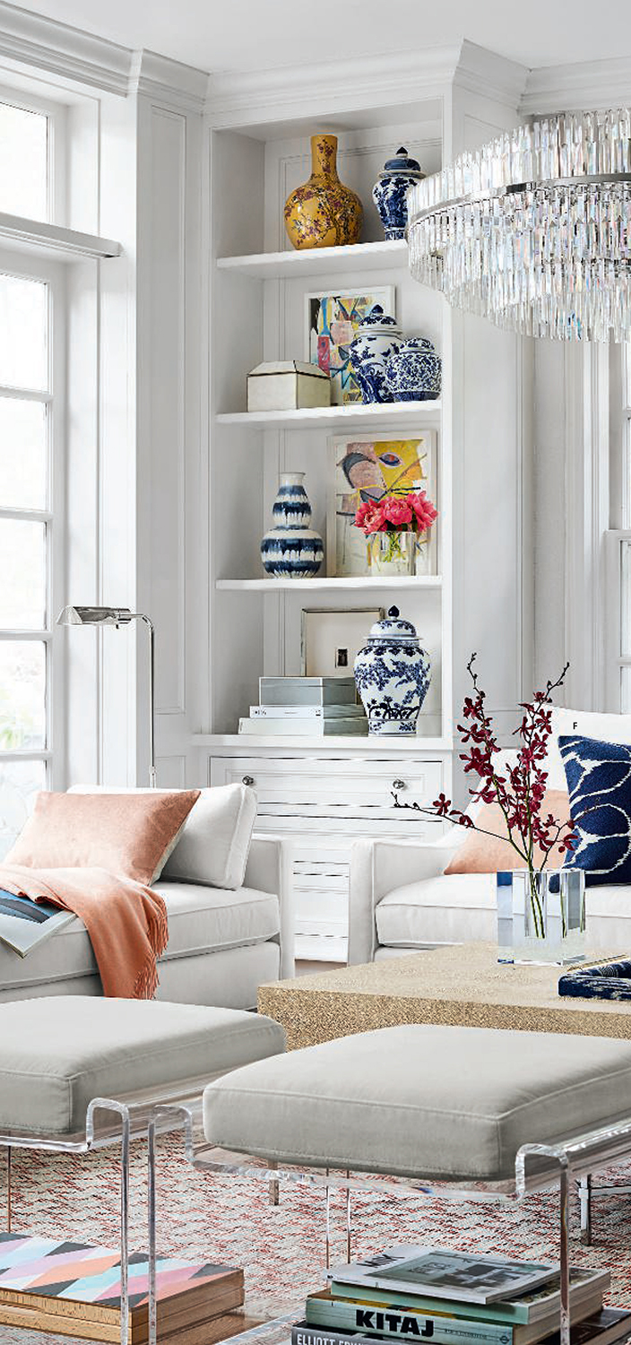 Williams Sonoma Spring Home Decor Catalog