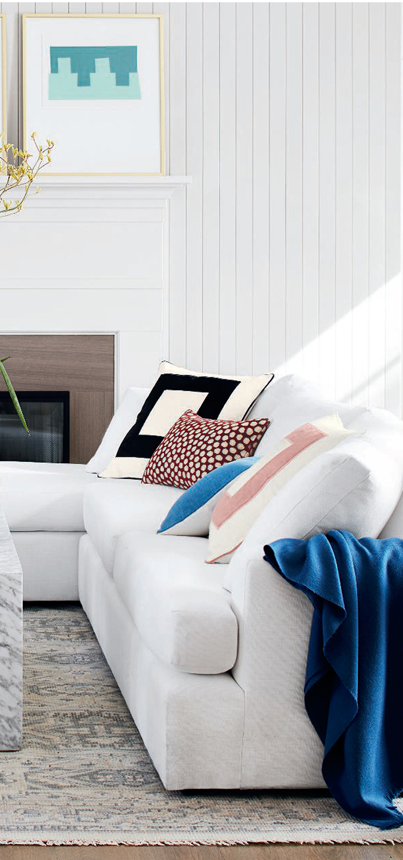 Williams Sonoma Spring Home Decor Catalog