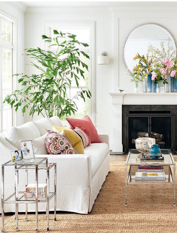 Spring Living Room Ideas