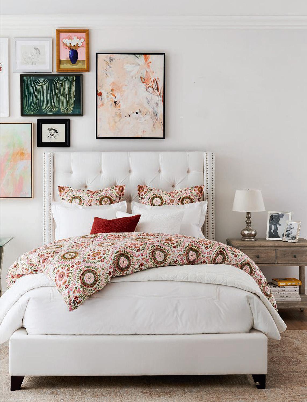 Spring Bedroom Ideas