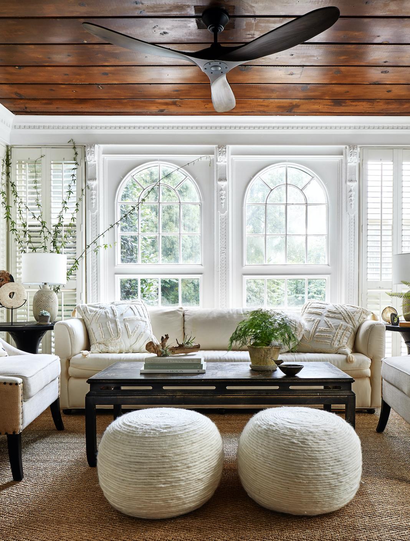 Breeze Giannnasio   Eclectic Living Room