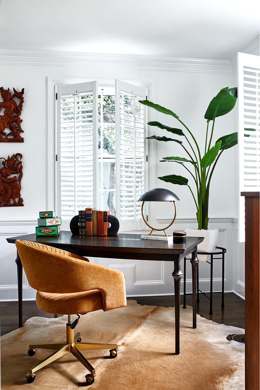 Breeze Giannnasio   Eclectic Office