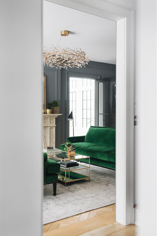Jean Stoffer Interiors | Living Room Design