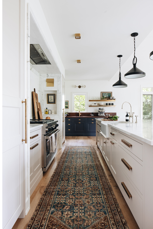 Kitchen Designed by Jean Stoffer