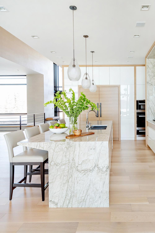 White Kitchen Deisgn | Atmosphere ID