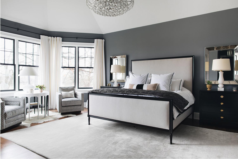 Jean Stoffer Interiors Bedroom Design