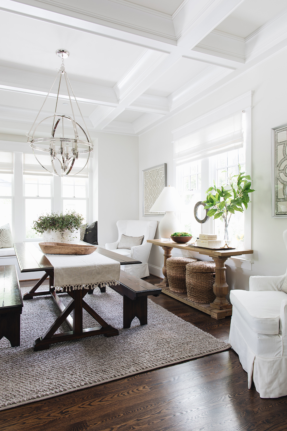 Classic Traditional Interior | Julie Howard Design