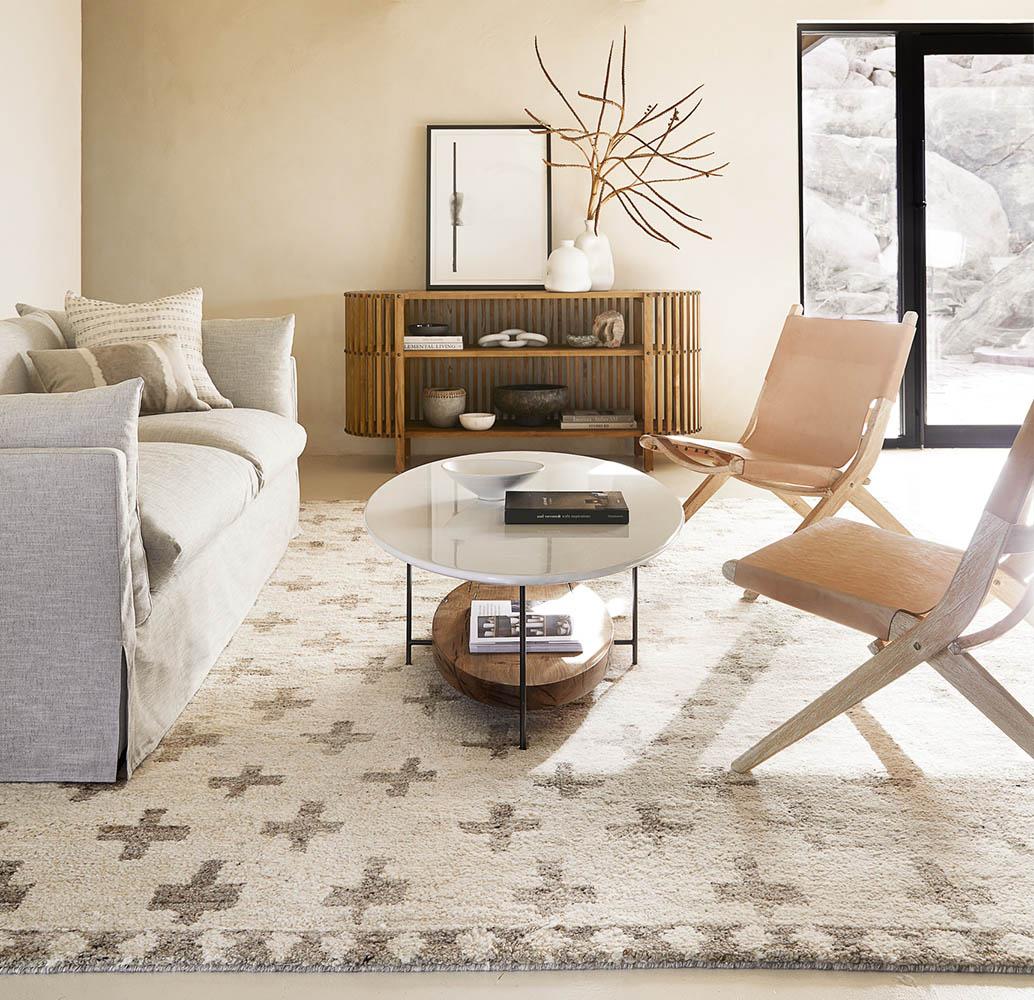 Desert Hues Living Room