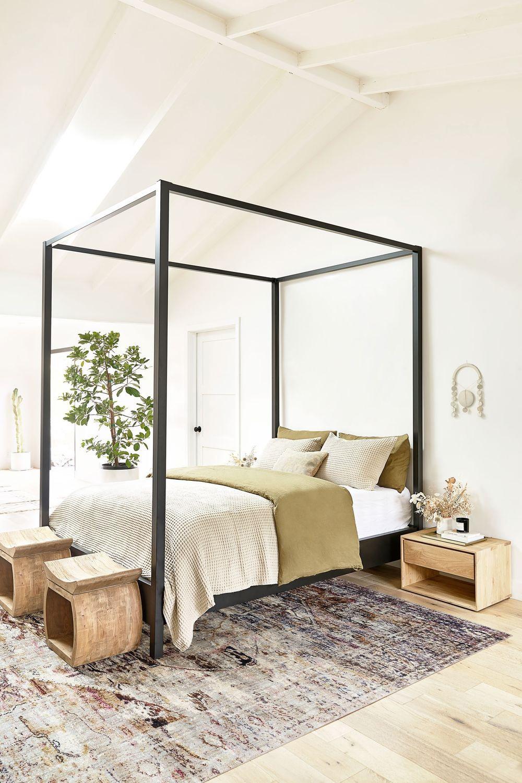 Organic Textures Bedroom