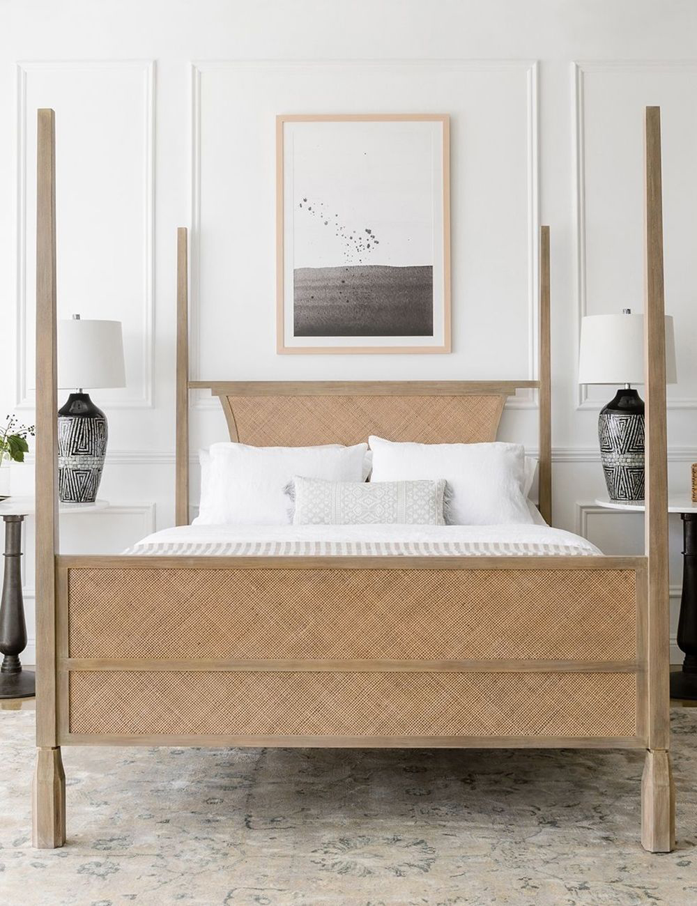 Parisian Femme Bedroom