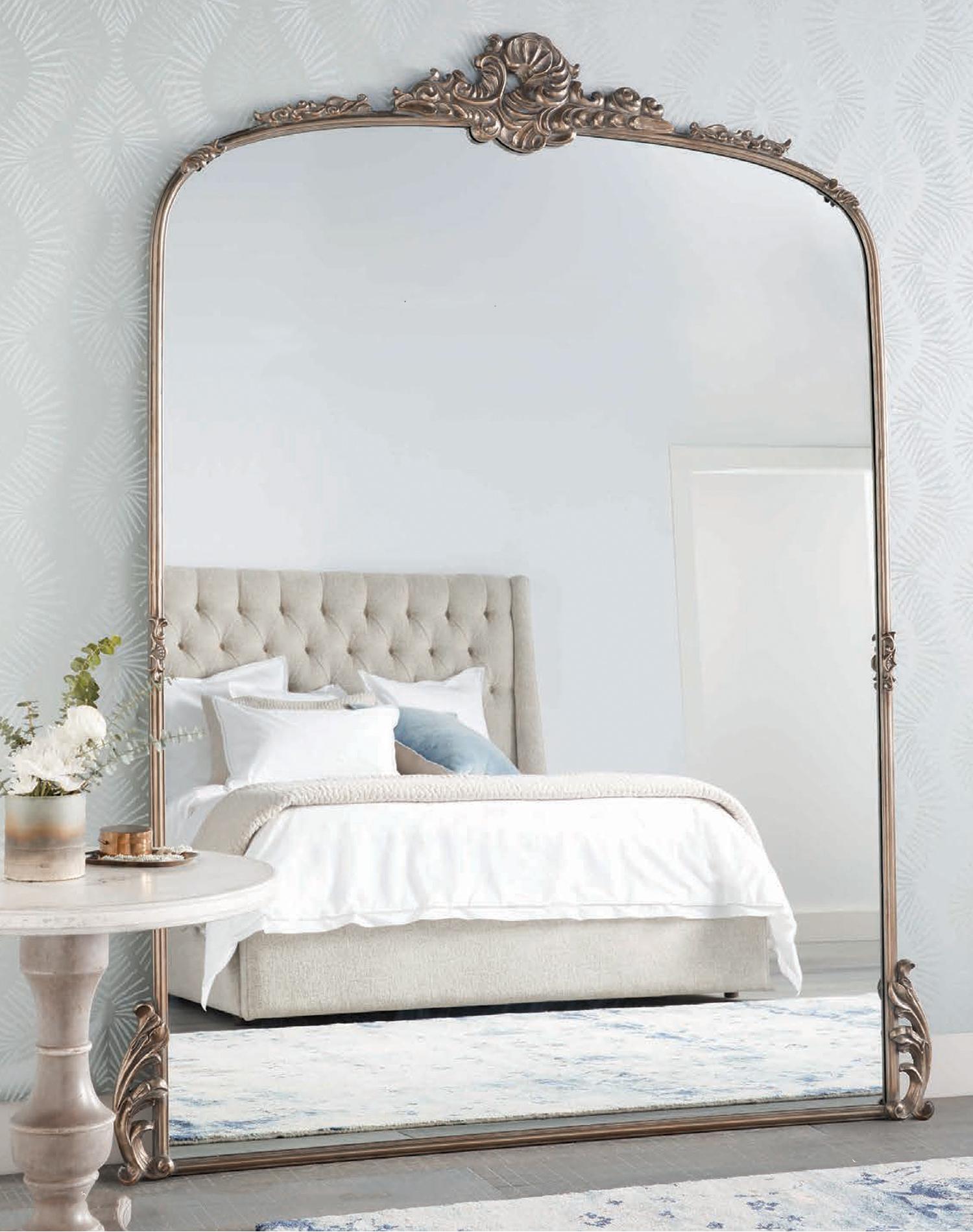 Glamorous Bedroom Ideas