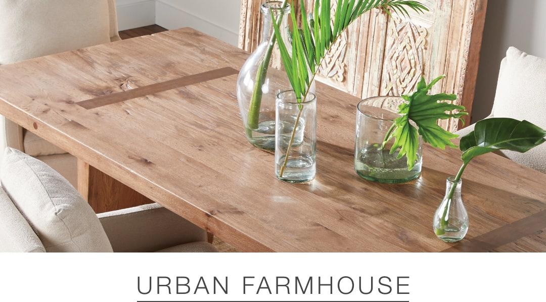 Urban Farmhouse Design