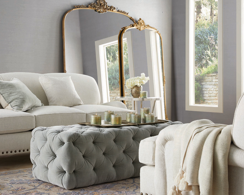 Glamorous Living Room Ideas