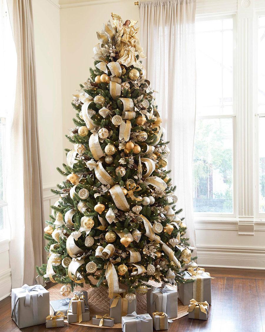 Silver & Gold Ornaments