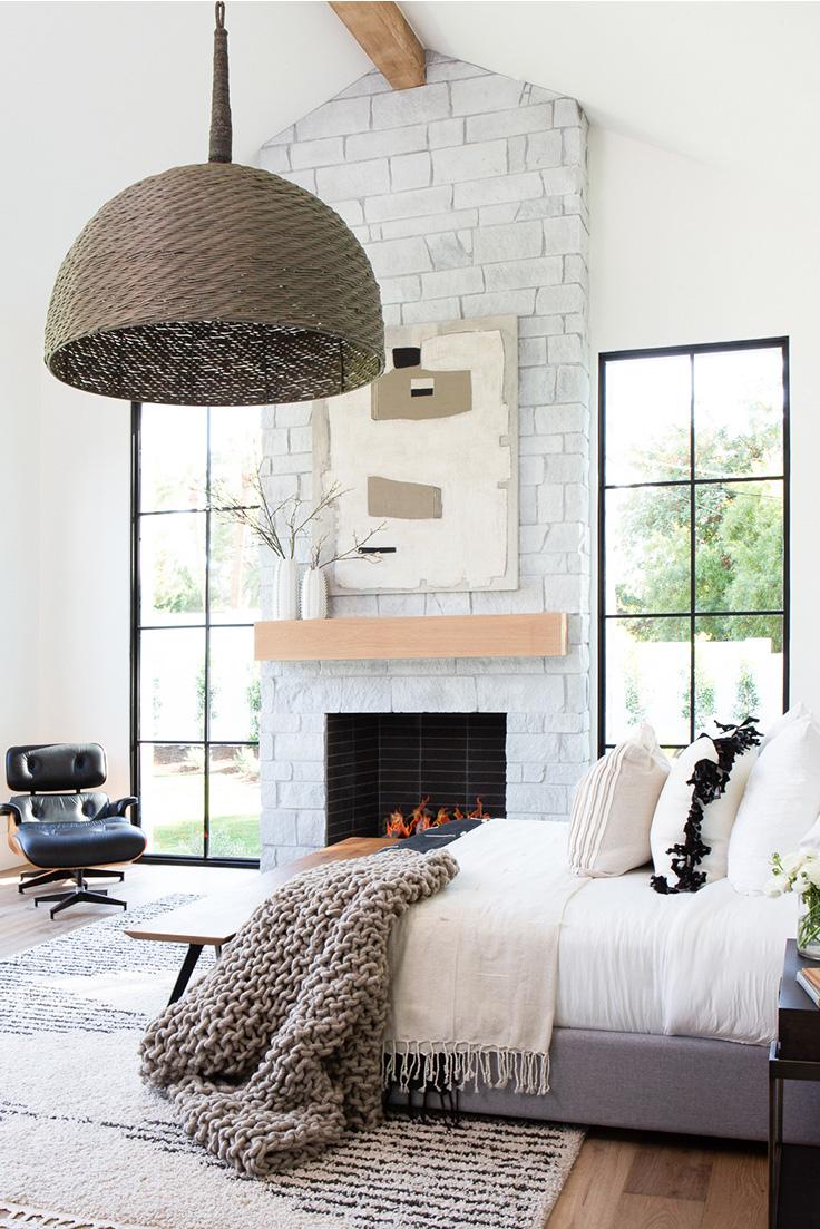 Modern Farmhouse Bedroom