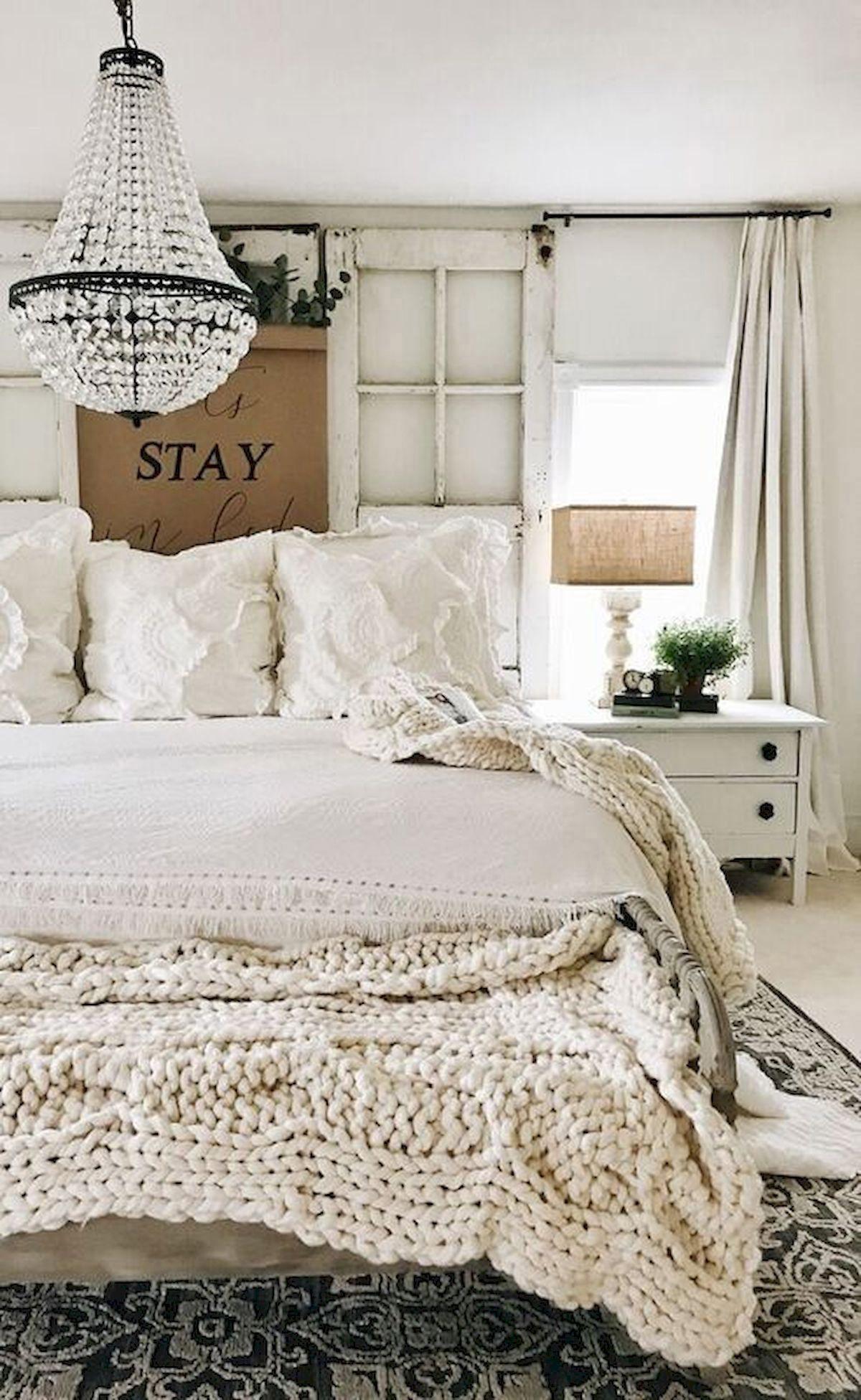 Shabby Chic Farmhouse Bedroom