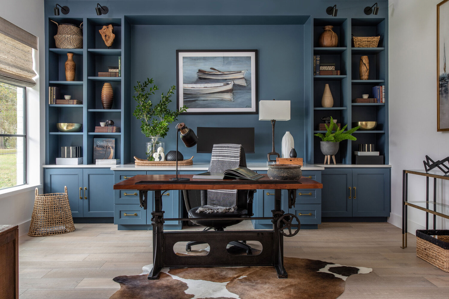 Storage Solutions for Home Offices