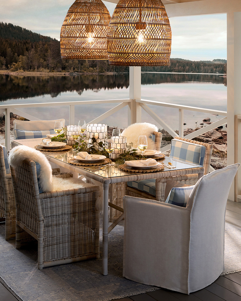 Serena & Lily Outdoor Furniture