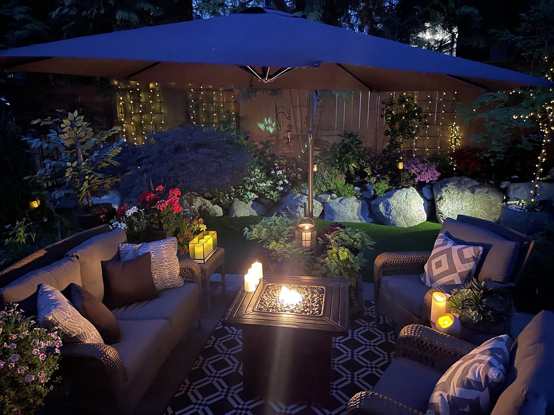 Small Backyard Ideas for Condos