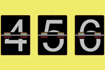 3 flipping numbers