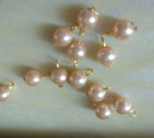 pearl moti cream colour