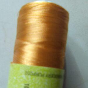 Gold silk thread