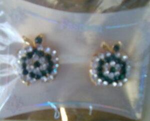 Apple earrings