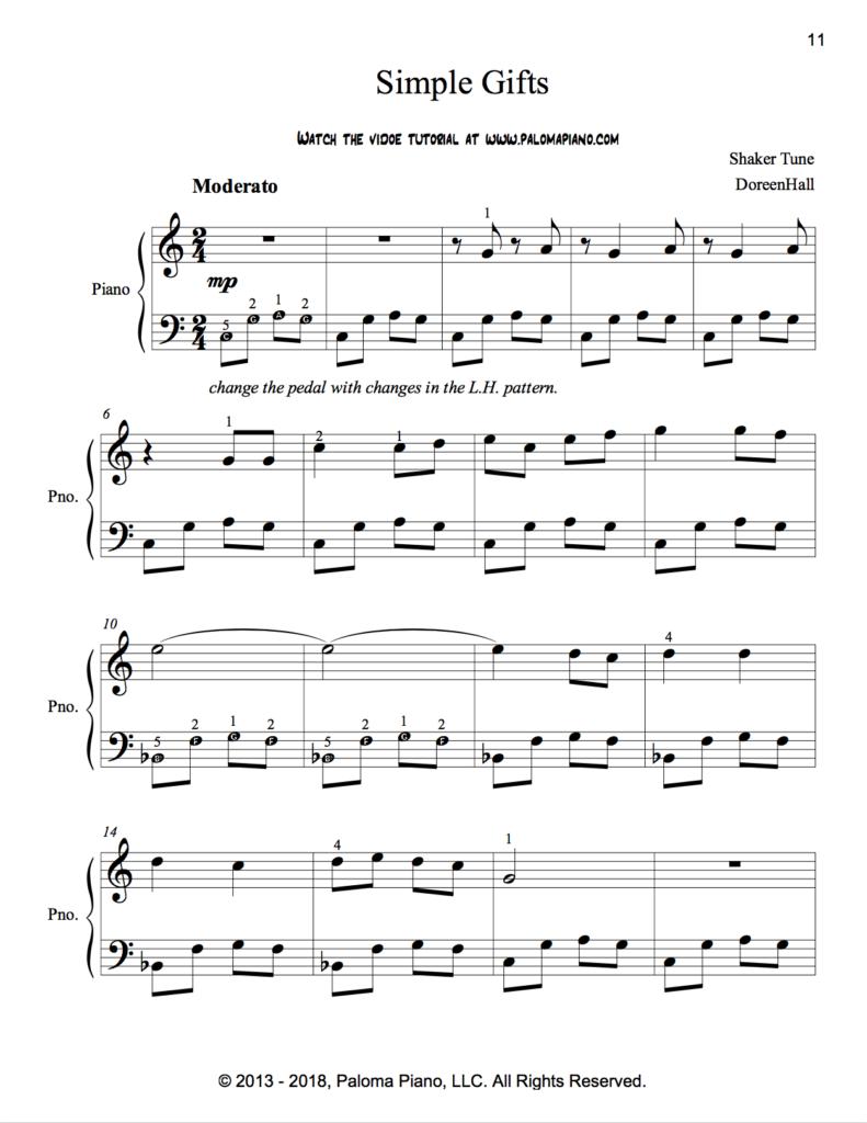 Paloma Piano - Recital 911 - Page 11