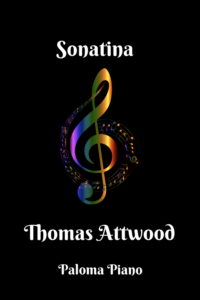 Attwood - Sonatina - Cover