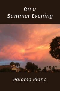 On a Summer Evening