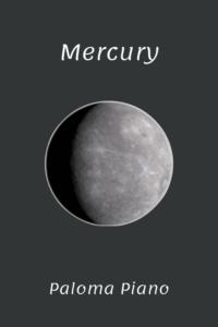 Paloma Piano - Mercury Cover